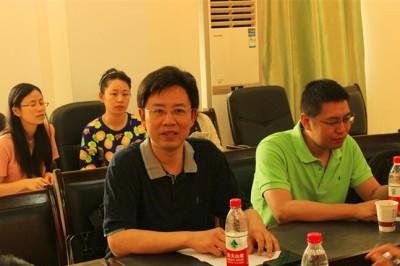 中国人民大学刘海龙副教授莅临我院与青年教师及研究生座谈图片